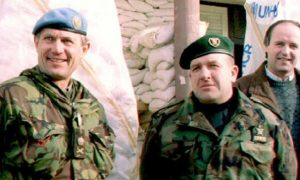 Wartime Bosnian Muslim Commander Arrested on Warcrimes Charges