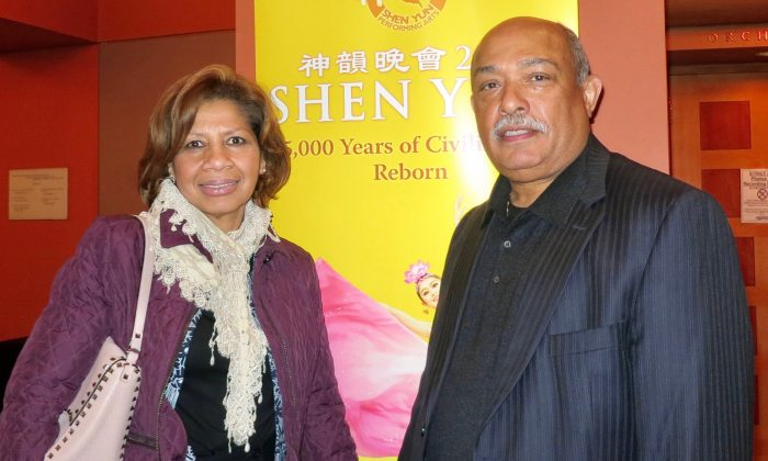 Shen Yun 'Gives Me Tranquility,' Business Owner Says