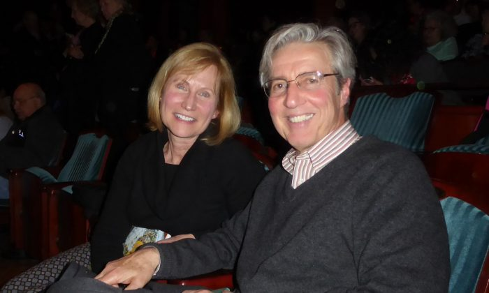 Company CEO Finds Shen Yun Dancers Spectacular