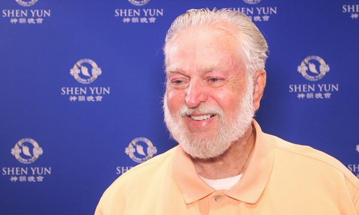 Trumpet Player: Shen Yun Musicians Are Outstanding