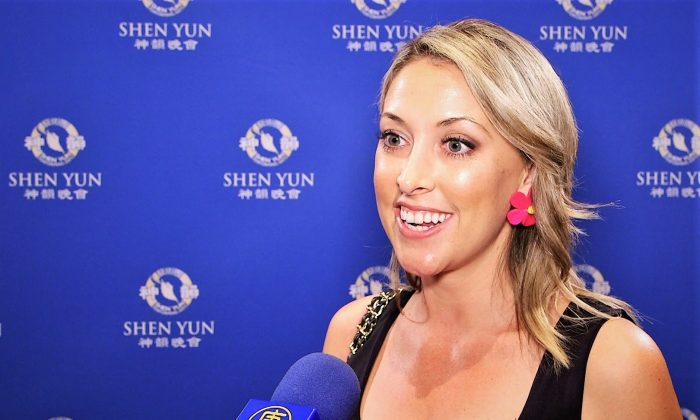 Shen Yun 'a Beautiful Display of Chinese Culture,' News Anchor Says