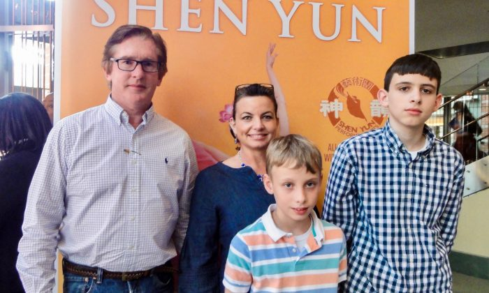 Shen Yun 'Touched My Heart,' Manager Says