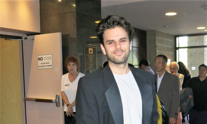 Filmmaker Says He'll Embrace All of Shen Yun in His Next Production