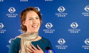 Shen Yun 'Really Touched My Heart'