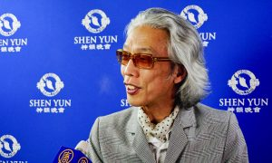 'There Is a Lot to Learn From Shen Yun,' Musician Says