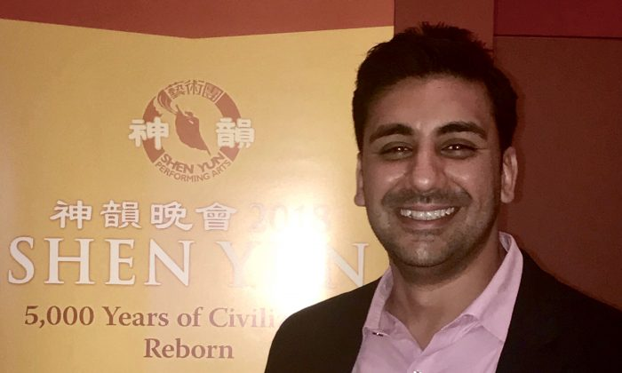 Shen Yun 'a Once-of-a-Lifetime Experience,' Surgeon Says