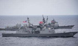 Japan Should Increase Military Ties With Taiwan, Says Former Japanese Navy Chief