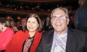 Bank VP Enjoys the 'Celebration of Life' at Shen Yun