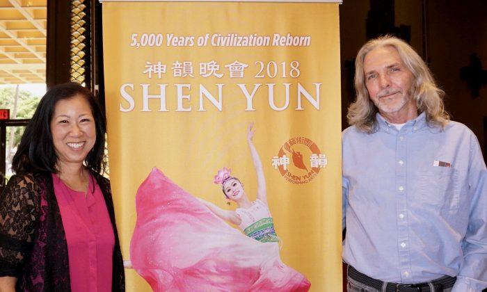 Professor Emeritus Finds Shen Yun Orchestra, 'So Perfect'
