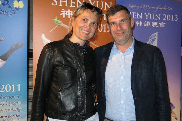 Shen Yun 'Really Exceptional', Says Manager