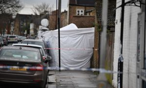 London's Spate of Violence Continues Over Holiday Weekend