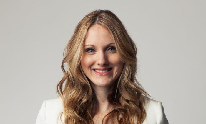 Erin Bury, managing director of Eighty-Eight. (Courtesy Erin Bury)