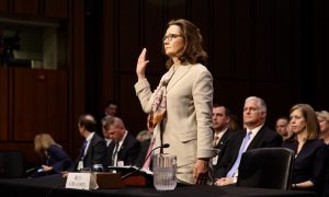 Trump's CIA Pick, Gina Haspel, Vows to Never Resume Harsh Interrogations
