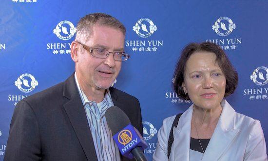 Attorney Enjoys Both Beauty and Humor at Shen Yun