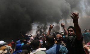 Israeli Forces Kill 28 in Gaza Protests Over U.S. Embassy