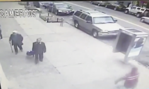 Good Samaritan Rescues Two Elderly Women From Attack in NYC