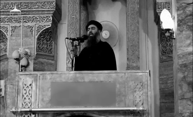 United States strike on Al-Baghdadi built on weeks of Syria surveillance