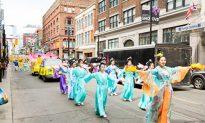 Over a Thousand People Celebrate Falun Dafa Day in Toronto