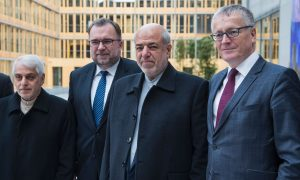 European Opposition to Canceled Iran Deal Spurred by Big Business and Corruption