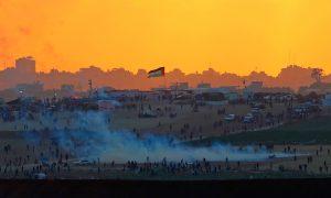 53 Terrorists Identified Among 62 People Killed on Gaza Border Monday