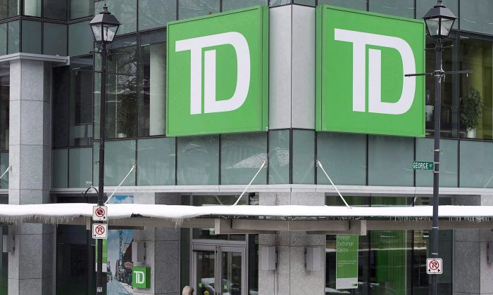 TD Bank is dropping its variable rates for mortgages to gain market share as rates rise. (The Canadian Press/Andrew Vaughan)