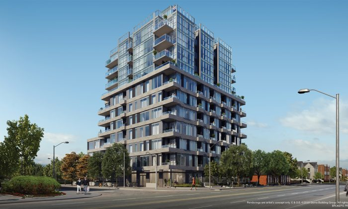 Rendering of the Cardiff project. (Courtesy of Sierra