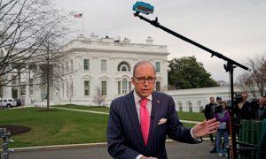 Trump Administration Doesn't Want $2.5 Trillion Stimulus Plan: Kudlow