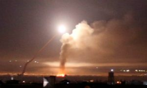 Israel Attacks Iran's Military in Syria—It's the Heaviest Attack Since 2011