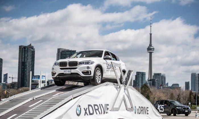 BMW X6 xDrive. (BMW Canada)