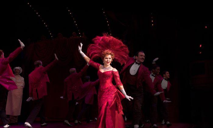 "Bernadette Peters stars in ""Hello Dolly!"" (Julieta Cervantes)"