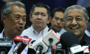 Malaysia Renegotiating Terms of Major Belt-and-Road Rail Project