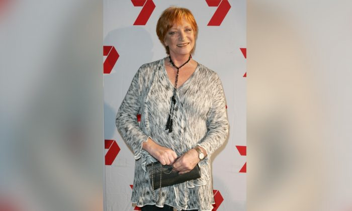 Cornelia Frances arrives during the Channel Seven Perth Telethon at The Perth Convention Exhibition Centre on Oct. 4, 2008 in Perth, Australia. (Paul Kane/Getty Images)