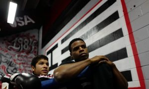 Veteran Helping Young People Through Boxing