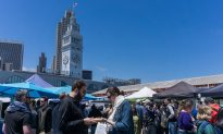 The Big, Little World of the Ferry Plaza Farmers Market