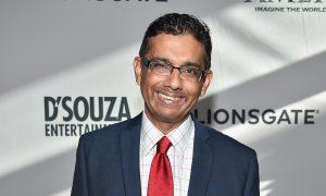 Trump Pardons Conservative Filmmaker Dinesh D'Souza, Explains Why He Did It