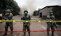 Guatemala 'Fire' Volcano Spews New Hot Mud Flow: Government