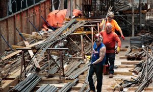 More Construction Jobs Available, but Labor Shortage Worsens