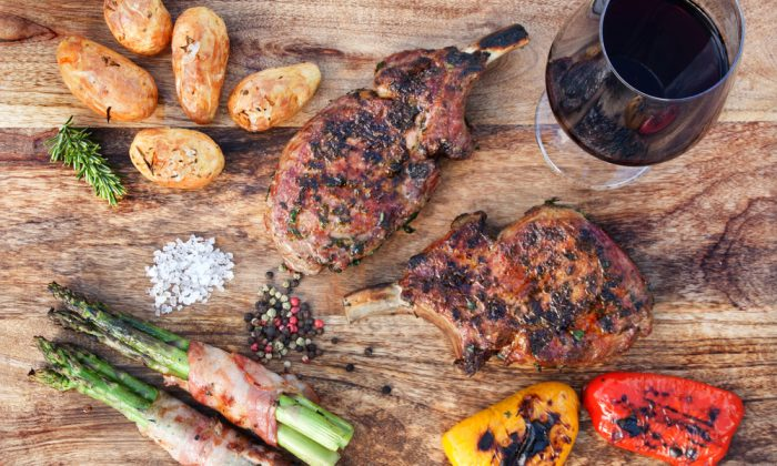 This summer, mix it up on the grill and in the cooler. (Gudrun Muenz/Shutterstock)