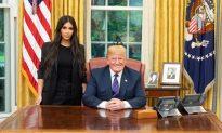 After Kim Kardashian's Intercession, Trump Commutes Woman Sentenced for Life