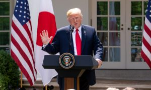 Trump Calls to Readmit Russia to G-7