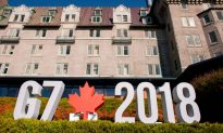 G7 Leaders Will Seek Solutions to Stop Russian Meddling