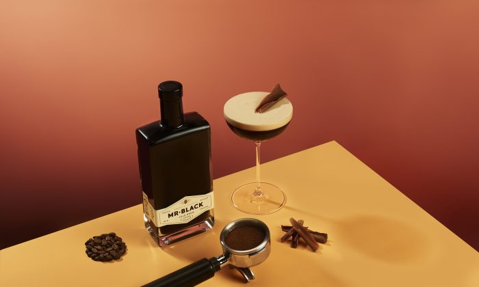 Mr Black roasts and cold brews coffee, and distills its own vodka, on site. The liqueur is launching in the U.S. (Courtesy of Mr Black)