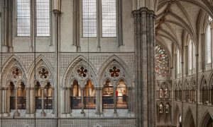 Westminster Abbey Opens Its Storage Room With a View