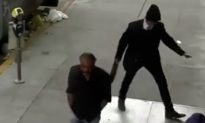 Attack on Homeless Man Caught on Camera — Police Reveal What Happened