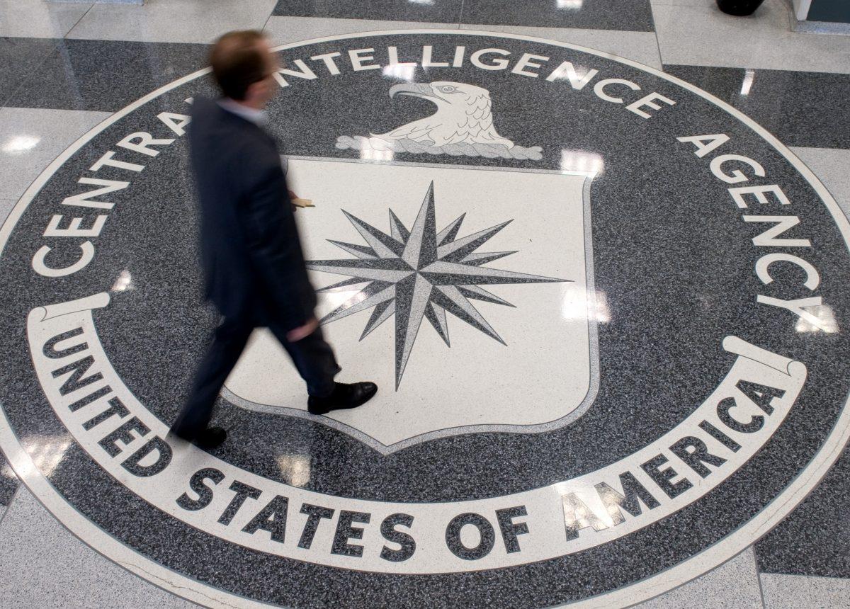 cia spy report