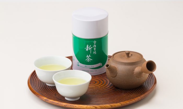 Spring's first sencha is a much-awaited event among tea lovers. (Courtesy of Ippodo)