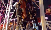 Roller Coaster Riders Fall 20-Feet at Daytona Beach