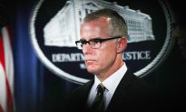 McCabe Used FBI Lawyer as Backchannel to Clinton Investigation