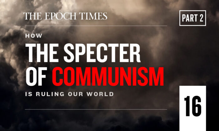 Chapter Sixteen, Part II: The Communism Behind Environmentalism (UPDATED)