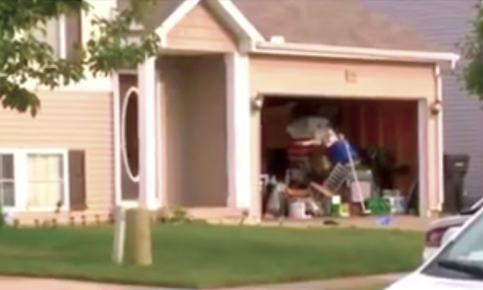 Four people stabbed at birthday party in Kentwood; two in custody (Screenshot/Fox 17 News)